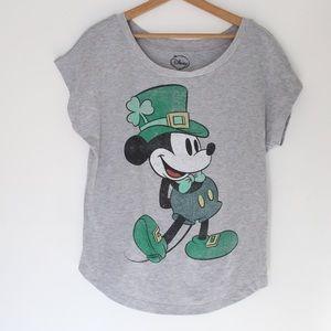 Disney Irish Mickey T-shirt